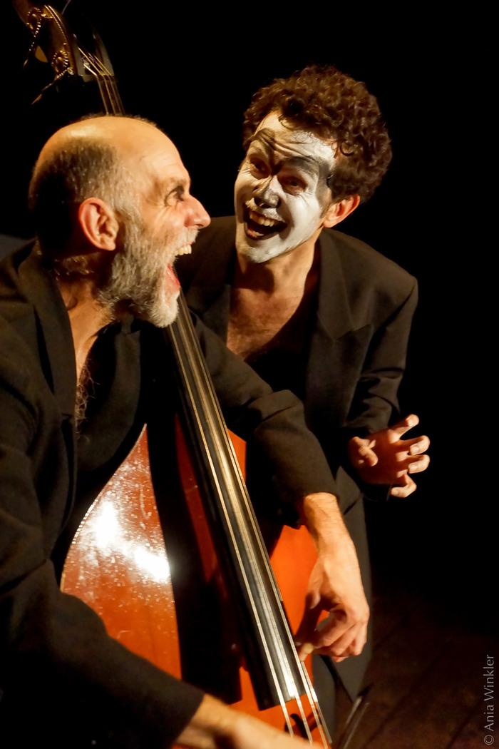 Cabaret dans le Ghetto 1 [Photo Ania Winkler]