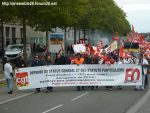 Chartres 2017-10-10 Manifestation Fonctionnaires