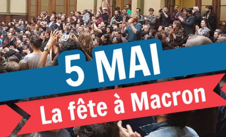 Visuel Fête à Macron 1