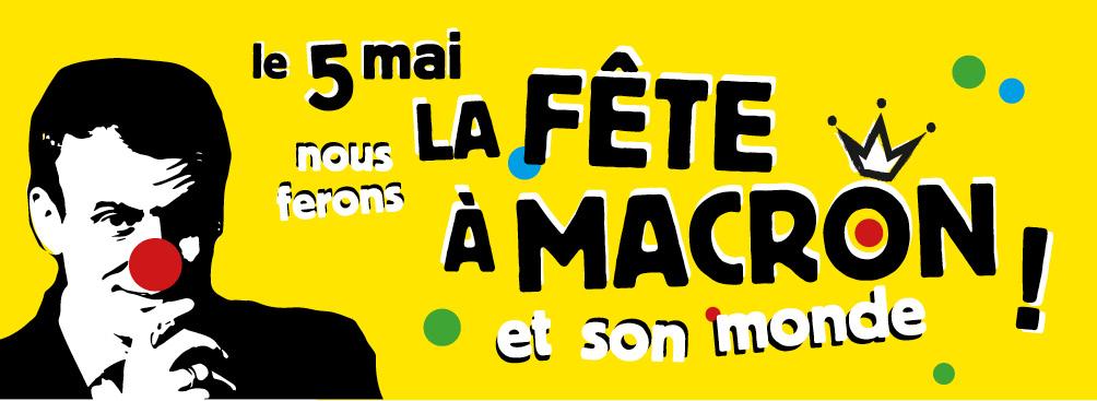 Visuel Fête à Macron 2