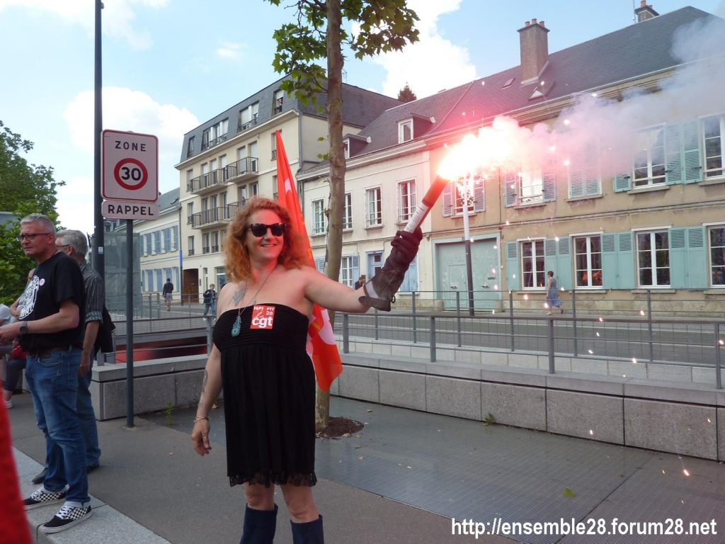 2018-05-22 Chartres Manifestation Fonction-publique 07