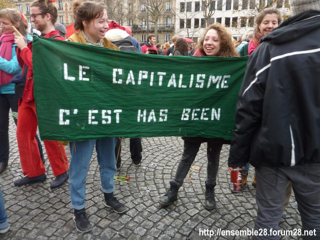 Le capitalisme c'est has been