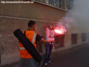 Chartres 18-06-2018 Manifestation CGT Cheminots 09