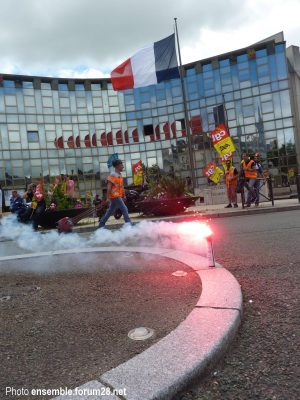 Chartres 18-06-2018 Manifestation CGT Cheminots 10