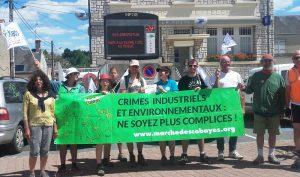 Marche des cobayes 2018-06-22 Nogent-sur-Vernisson Arboretum 2