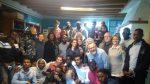 Photo Réfugiés Nogent pour pétition Floutée