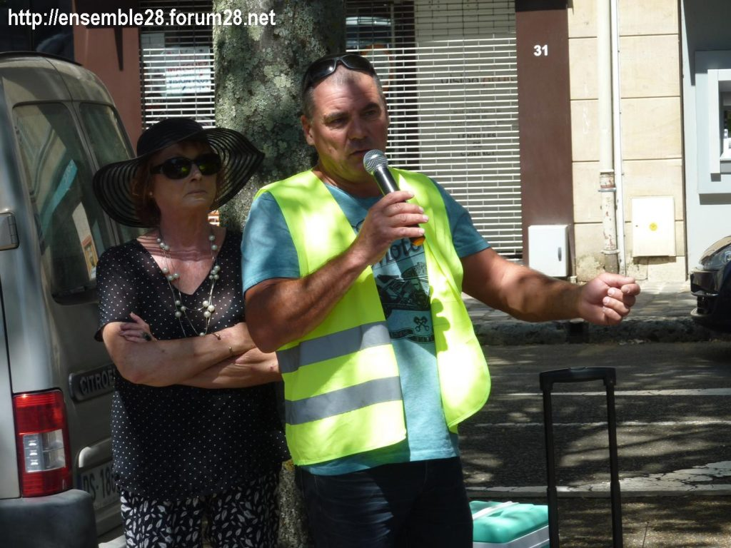 28-07-2018 Châteaudun Maternité Randonnée Moto 05