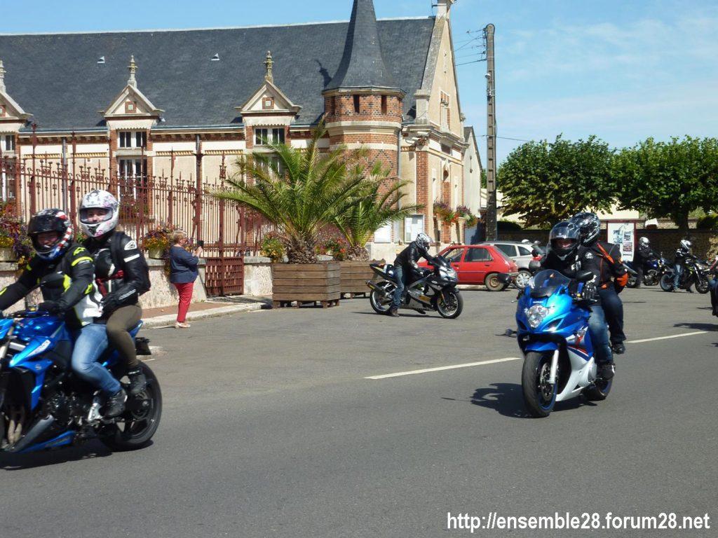 28-07-2018 Châteaudun Maternité Randonnée Moto 12