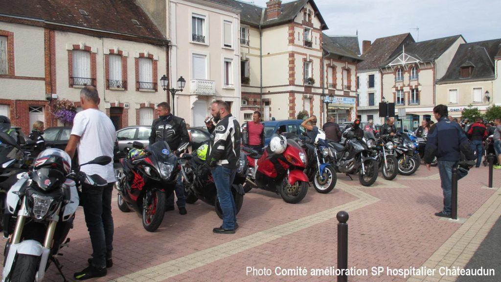 28-07-2018 Châteaudun Maternité Randonnée Moto 17