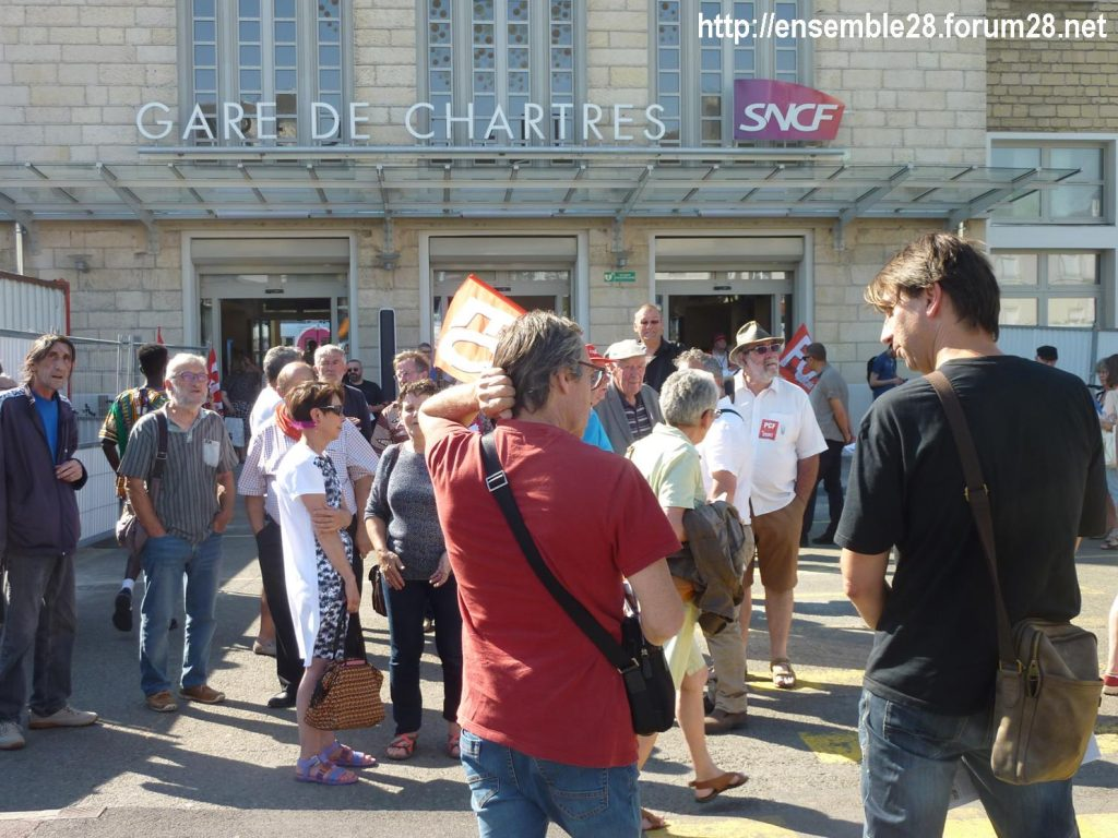 Chartres 28-06-2018 Tractage Interpro Gare 2