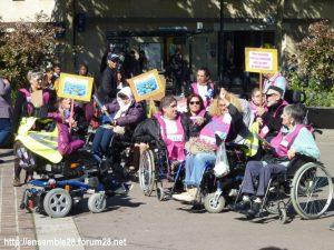 Chartres 26-09-2018 manifestation APF-France-Handicap Accessibilité 08