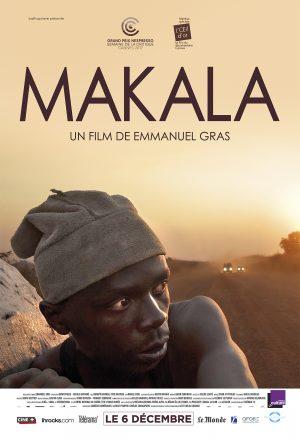 Makala / Chartres /  Ciné-Clap / Apostrophe / 5 février / 20 h. 30 @ CHARTRES - Médiathèque l'Apostrophe