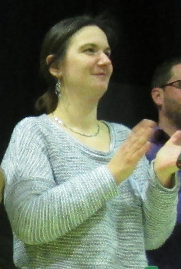 Chartres 15-02-2019 Assemblée-citoyenne Gilets-Jaunes 00-33 Laëtitia Dewalle [Portrait]