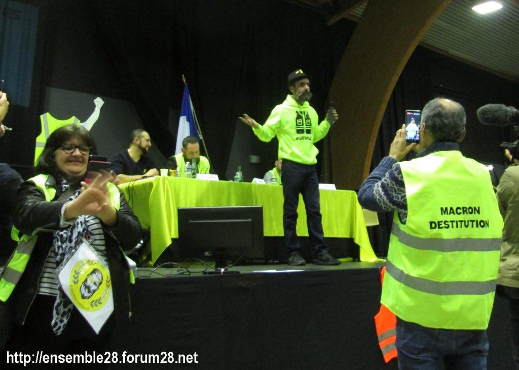 Chartres 15-02-2019 Assemblée-citoyenne Gilets-Jaunes 00-51 Jérôme Rodrigues