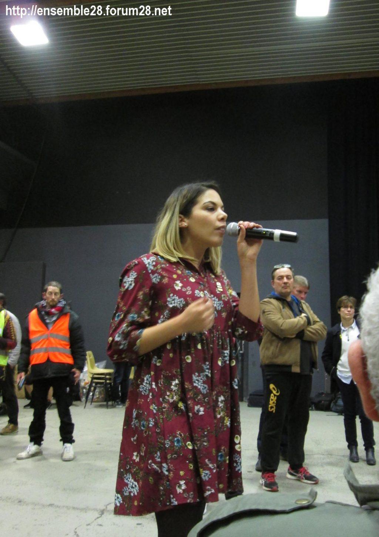 Chartres 15-02-2019 Assemblée-citoyenne Gilets-Jaunes 00-53 Intervention sur le verrou de Bercy