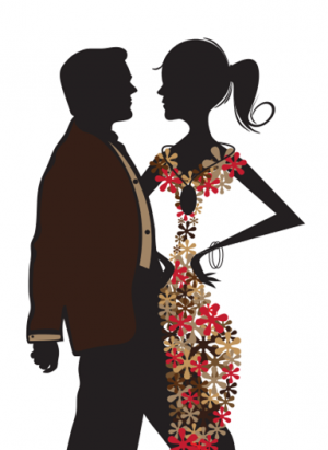 Dis, c'est ça s'aimer ? / Exposition contre les violences faites aux femmes / PEP 28 / Lucé / 12 février --> 1er avril @ LUCÉ - Siège des PEP 28