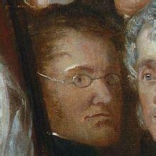 Portrait F.A.Isambert [détail de B.R.Hayden]