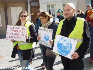 Chartres 16-03-2019 Marche du Siècle Climat 10