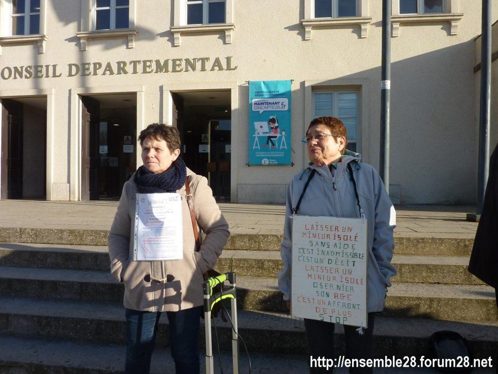 Chartres Conseil départemental AERéSP SOS Mineurs isolés étrangers 03