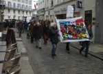 Chartres 03-04-2019 Manifestation AERéSP28 Mineurs-isolés-étrangers MIE MNA 00