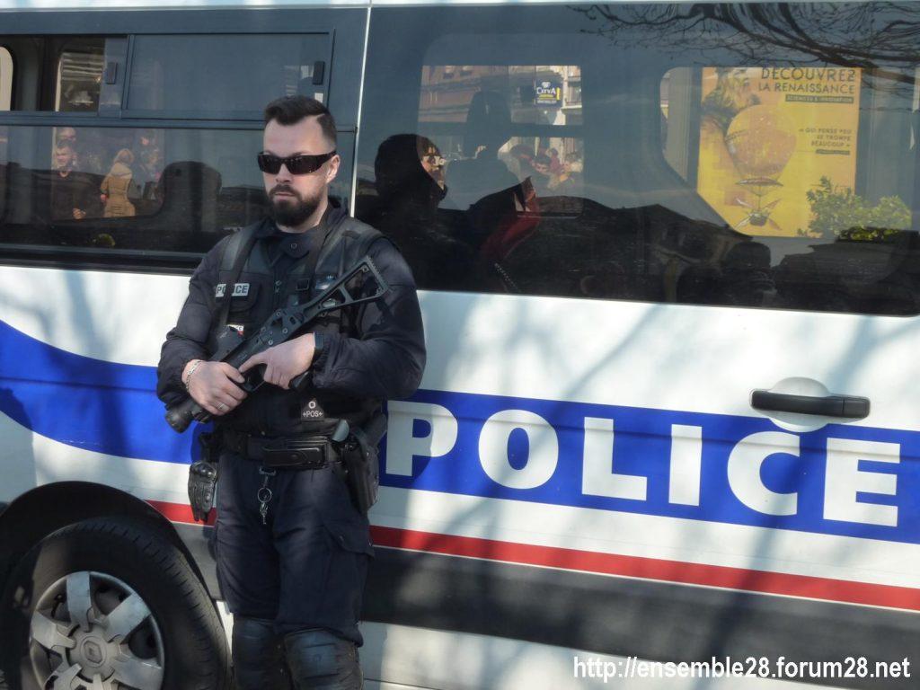 Chartres 13-04-2019 Acte XXII Manifestation régionale Gilets-Jaunes 02