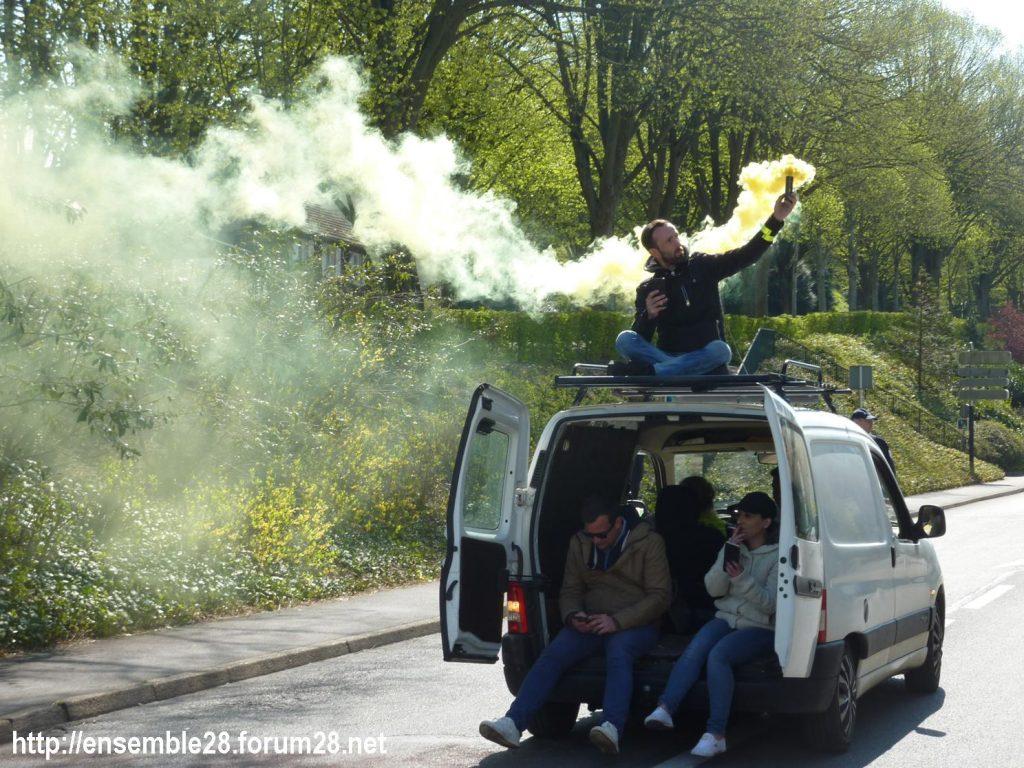 Chartres 13-04-2019 Acte XXII Manifestation régionale Gilets-Jaunes 04