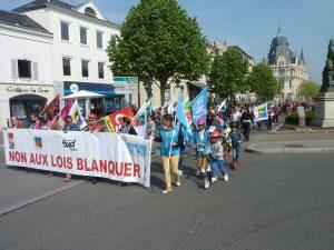 1er Mai 2019 Chartres Manifestation 00