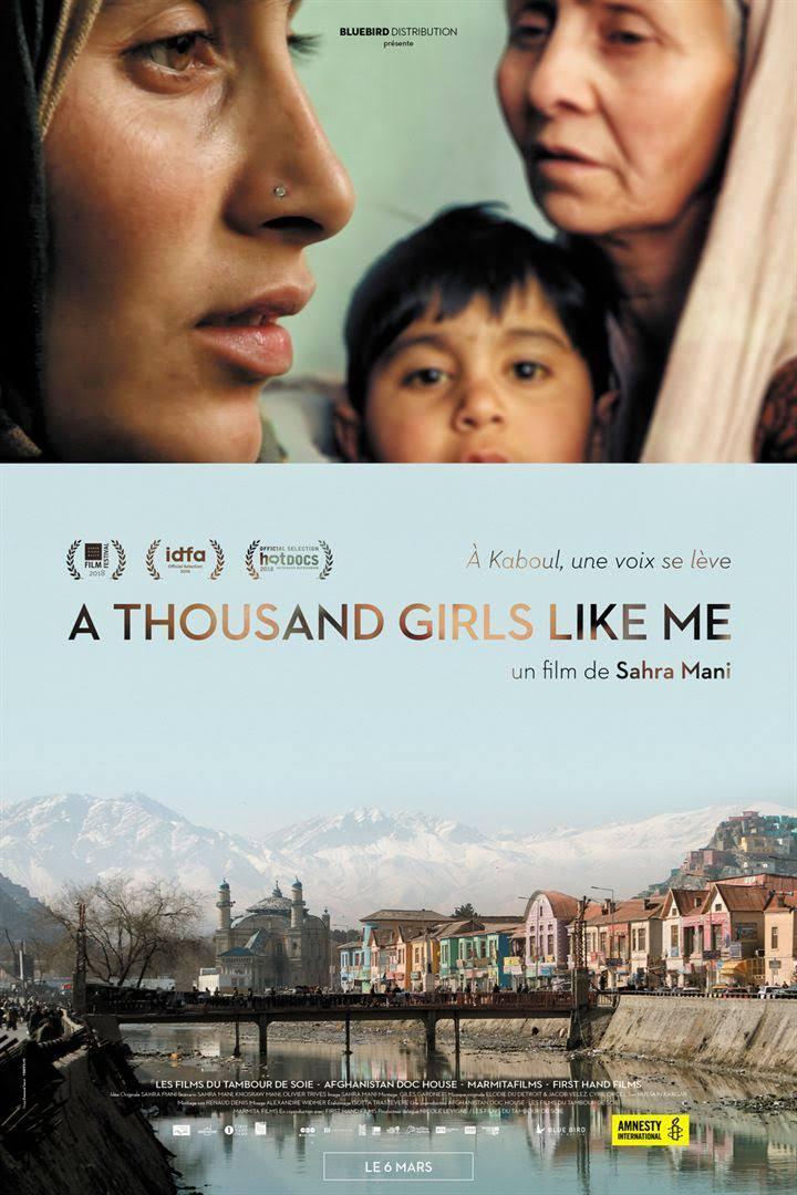 A Thousand Girls Like Me [Affiche française]