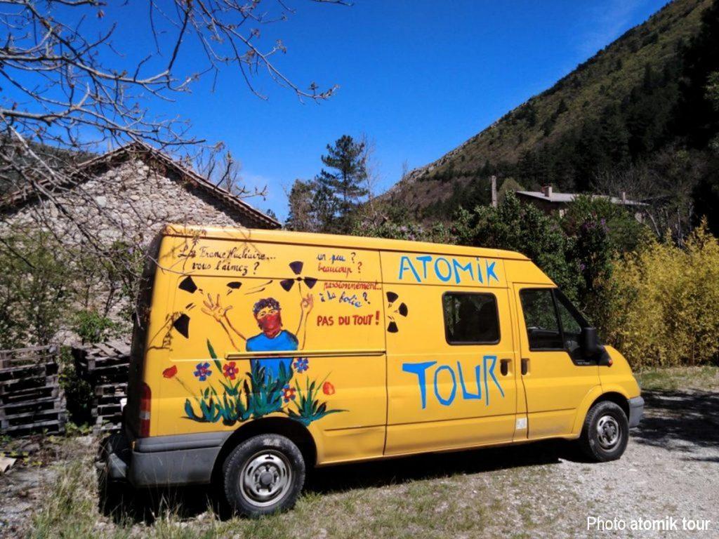 Atomik Tour près de Gap