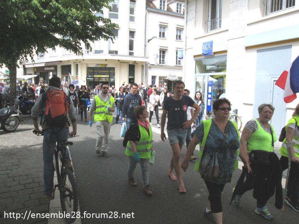 Chartres 25-05-2019 Marche pour le Climat 02