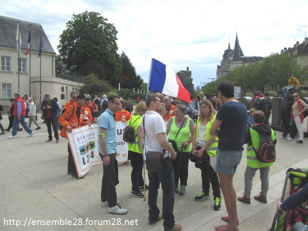 Chartres 25-05-2019 Marche pour le Climat 03