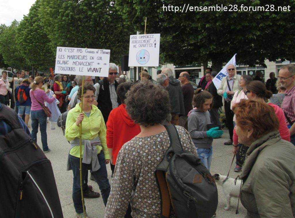 Chartres 25-05-2019 Marche pour le Climat 04