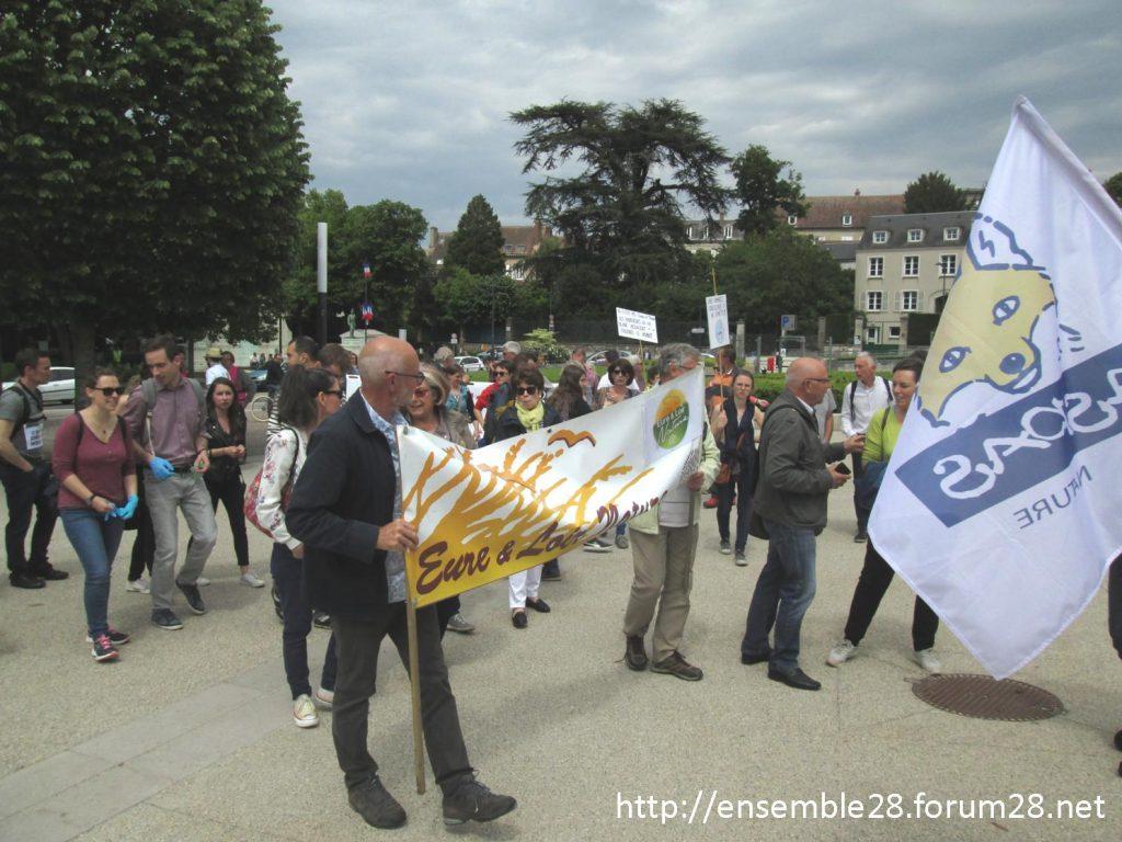 Chartres 25-05-2019 Marche pour le Climat 05