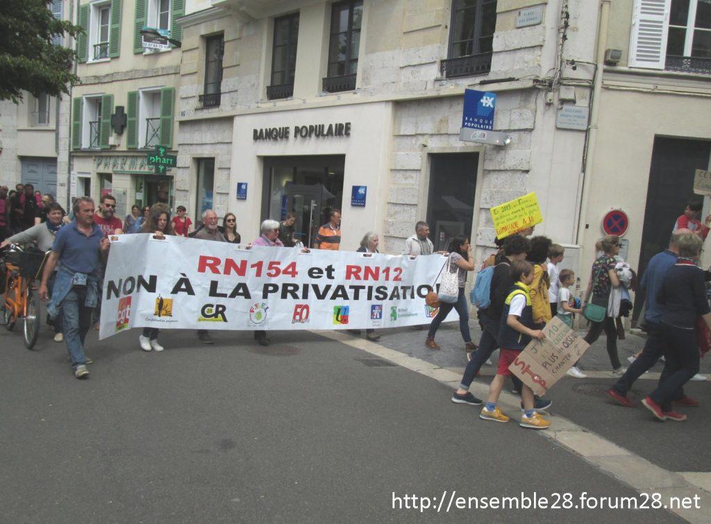 Chartres 25-05-2019 Marche pour le Climat 10