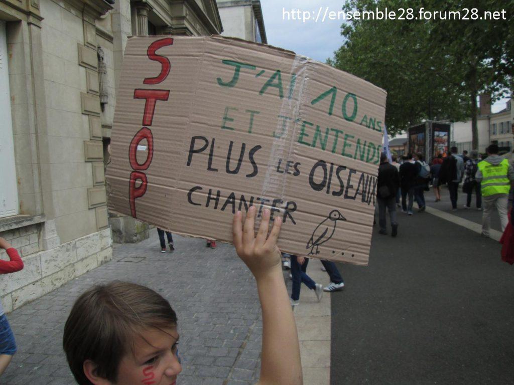 Chartres 25-05-2019 Marche pour le Climat 11