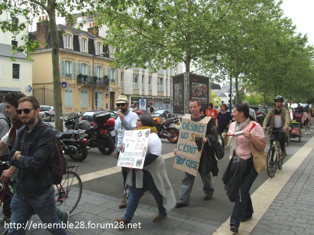 Chartres 25-05-2019 Marche pour le Climat 12
