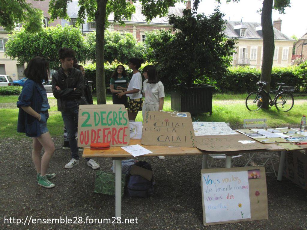 Chartres 25-05-2019 Marche pour le Climat 13