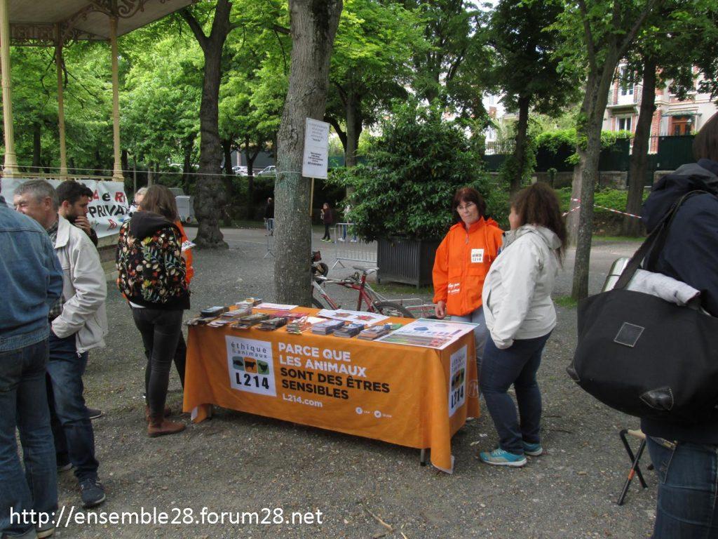 Chartres 25-05-2019 Marche pour le Climat 18