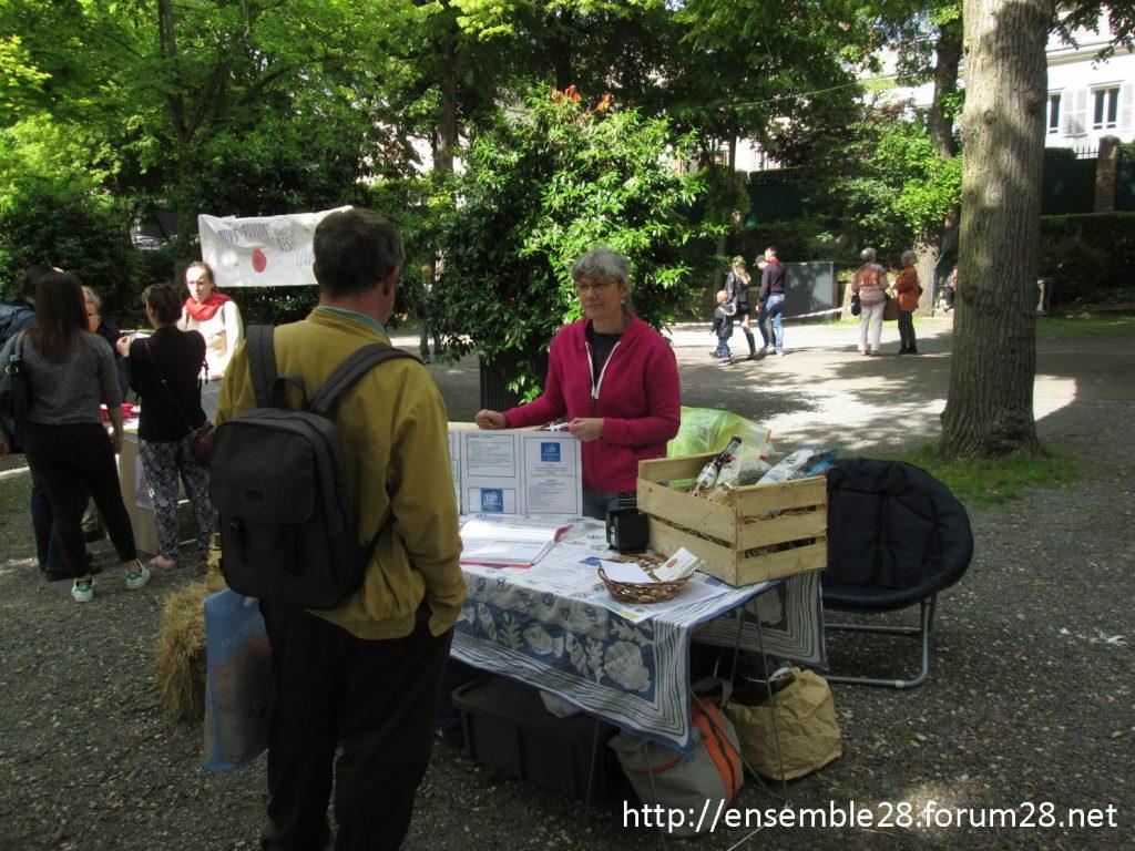 Chartres 25-05-2019 Marche pour le Climat 19