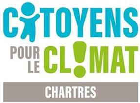 Logo Citoyens pour le climat Chartres