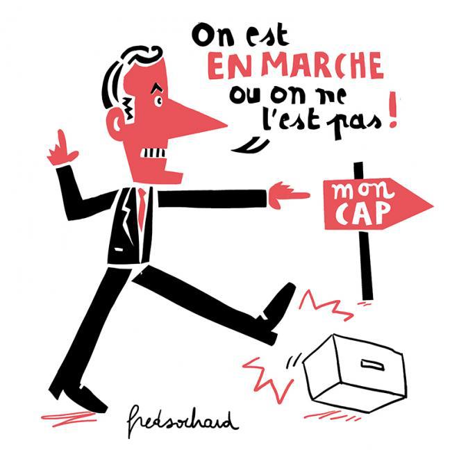 Robocop garde le cap