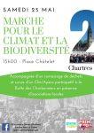 Marche pour le climat 25-05-2019 Chartres [Affiche]