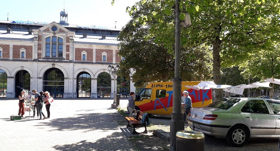 Atomik Tour Blois