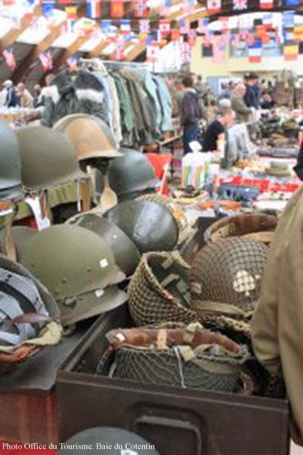 Bourse militaire à Amfreville