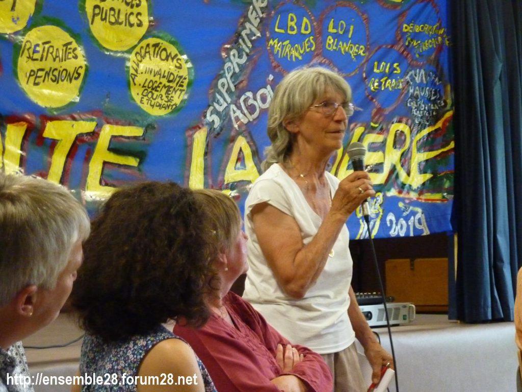 Préaux-du-Perche 23-60-2019 Gilets Jaunes Débat Monde rural 06