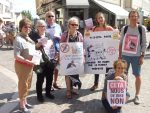 Chartres 13-07-2019 Tractage Stop-TAFTA28 contre le CETA 0