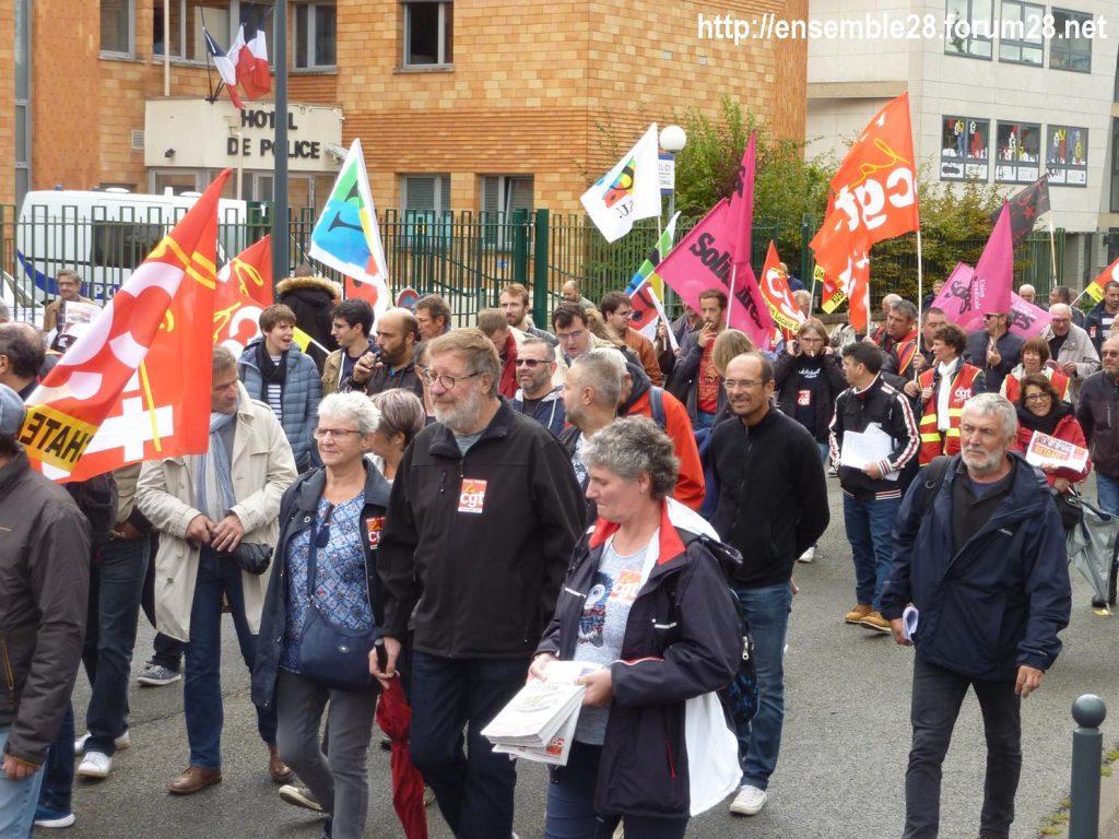 24-09-2019 Chartres Manifestation Retraites CGT 04