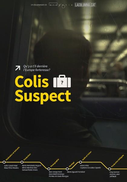 Colis suspect [Affiche 2]