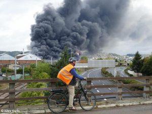 Lubrizol Rouen Incendie 00