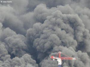 Lubrizol Rouen Incendie 03